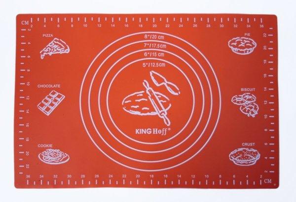 Silikonowa Mata Kh-4657 37.5 X 25cm