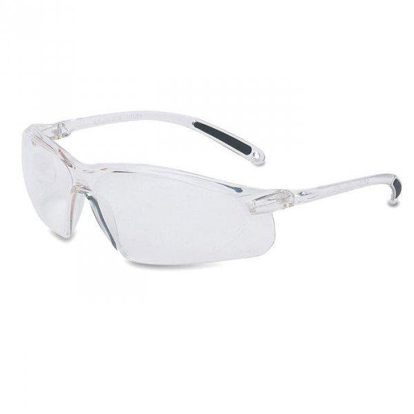 Okulary ochronne strzeleckie Pulsafe A700 białe