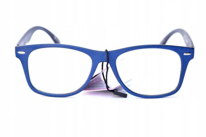 Blue Laguna +2,5 - Okulary Korekcyjne z Antyrefleksem