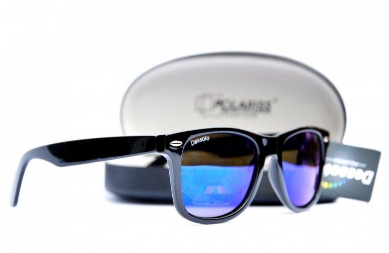 Rambler - Okulary Polaryzacyjne - Niebieskie