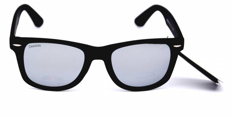 Rambler - Okulary Polaryzacyjne - Srebrne