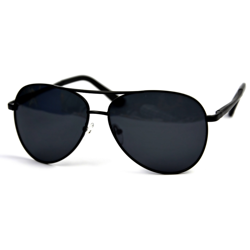 Chic - Okulary Polaryzacyjne - Czarne