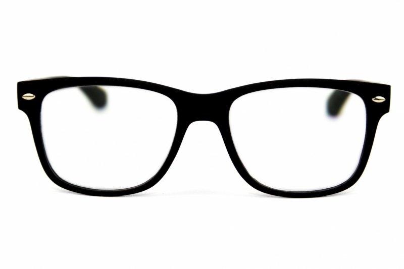 Black Laguna +1,0 - Okulary Korekcyjne z Antyrefleksem