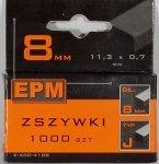ZSZYWKI 1000SZT 8MM J-008