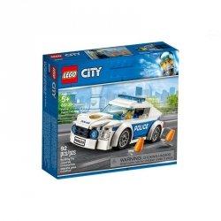 City samochód policyjny
