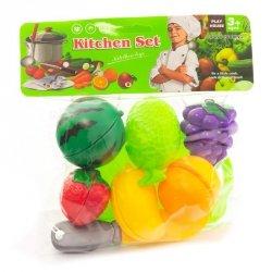 Owoce do krojenia w folii