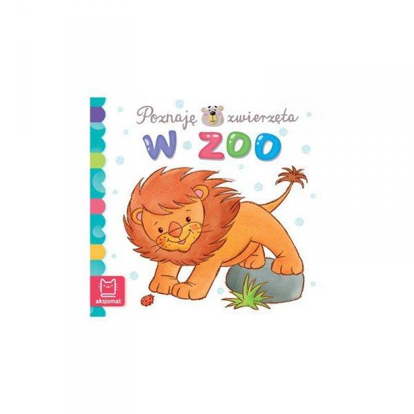 Poznaję zwierz. w zoo harmon.