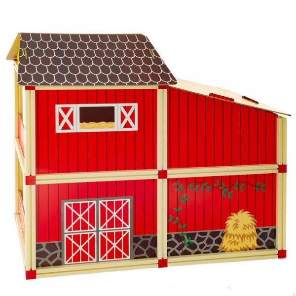 Farma - domek dla lalek