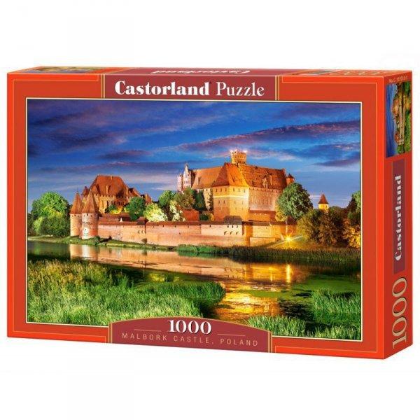 Puzzle malbork castle 1000