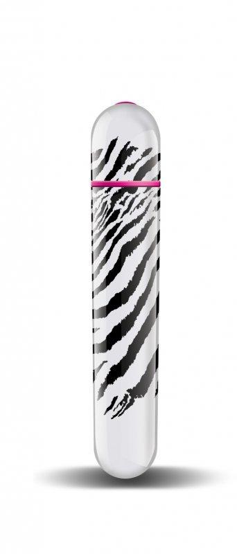 Wibrator - B3 Onyé Kenya Petite Vibrator Zebra