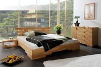 Łóżko drewniane - Caro 4