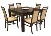 Stół Modus + 6 krzeseł Magnus