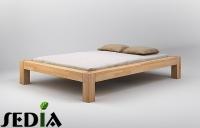 Łóżko drewniane - Baryt