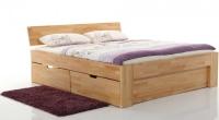 Łóżko drewniane - Pallad