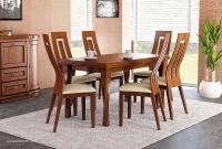 Stół T616 + 6 krzeseł C615