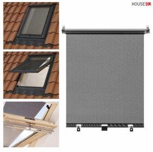 Markiza RoofLITE MIR / MIA Markiza termoizolacyjna do okien dachowych RoofLITE+, Dakea, Dakstra