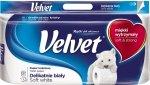 Papier toaletowy VELVET 3 warstwy (8szt.) biały 153.133
