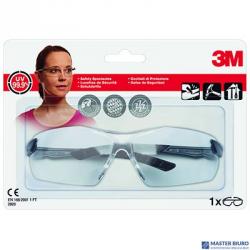 Okulary ochronne Clear 2820    3M  XA004838687