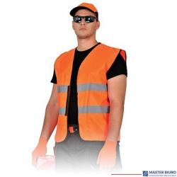 Kamizelka ostrzegawcza rozmiar  L pomarańczowa KOS-5