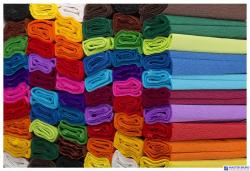 Bibuła marszczona 50x200cm  5020-32 turkusowa pastel HAPPY COLOR