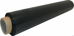 Folia stretch ręczna czarna 23MY 250.007  1.2kg(netto)150m