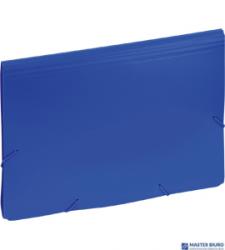Aktówka EAGLE z 12 przegródkami niebieska 9112C 120-1158