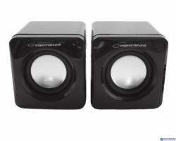 Głośniki ESPERANZA LEGGIERO Cube USB 2x3W EP111