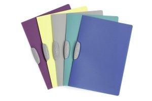 Skoroszyt zaciskowy DURABLE SWINGCLIP 1-30 kartek 2266-33 lilac