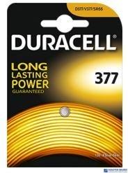Bateria 377 B1 DURACELL (zegarki kalkulatoryszt.) 4570124