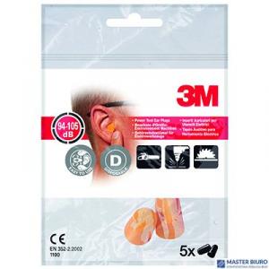 Zatyczki do uszu, stożkowezakł (6) 1100    3M XA004838604