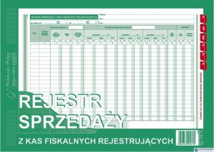 170-1U Rejest.sprz.z kas fisN! A4 (Cien)MICHALCZYK I PROKOP