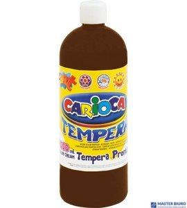 Farba CARIOCA TEMPERA 1000ml brązowa (ko03/22) 170-1441