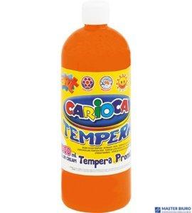 Farba CARIOCA TEMPERA 1000ml pomarańczowy (ko03/05) 170-1448