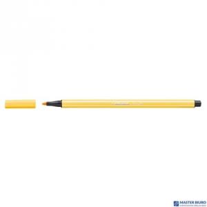 Flam.STABILO PEN 68/44 żółty