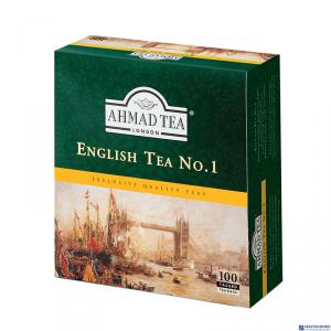 Herbata AHMAD ENGLISH TEA No.1 100t*2g zawieszka