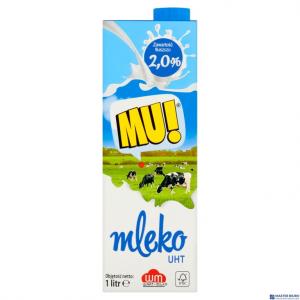 Mleko MU! UHT 2% 1l