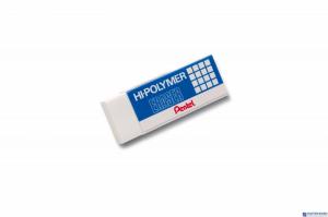 Gumka PENTEL małe ( 43x17 5x11 5mm ) Hi-Polymer ZEH05