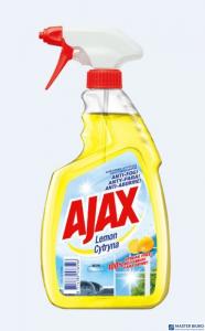 AJAX Płyn do mycia szyb 500 ml LEMON z rozpylaczem 76596