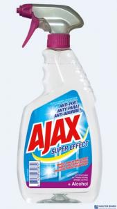 AJAX Płyn do mycia szyb 500ml SUPER EFEKT aktywna piana +alkohol 70874