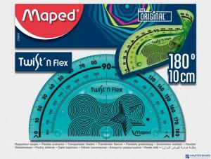 Kątomierz TWISTN FLEX 10cm 279810 MAPED