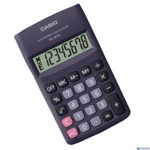 Kalkulator CASIO HL-815L-BK-S kiesz 8p