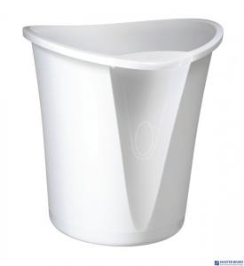 Kosz na śmieci LEITZ Allura 18 litrów biały 52040001