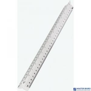 Skalówka plast.30cm MECHANIK 20031 2:1/1:1/2/2.5/5/15LENIAR