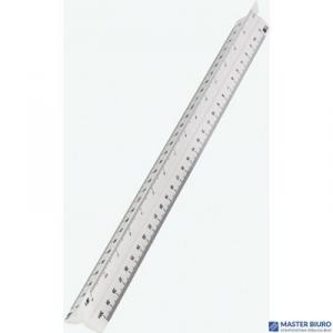 Skalówka plast.30cm URBANISTA 20032 1:20/25/50/100/200LENIAR