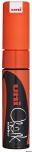 Marker kredowy UNI PWE-8K pomarańczowy 8mm UNPWE8K/6PO