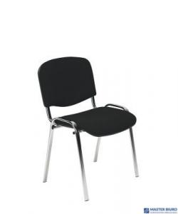 Krzesło konferencyjne ISO chrome C-11 czarny