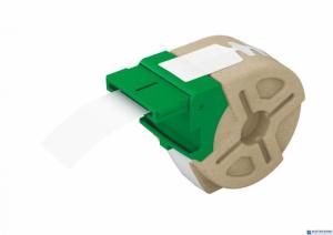 Kaseta z samoprz. papierową taśmą 32mm biała 22m  7008-00-01 LEITZ ICON