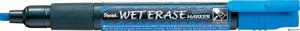 Marker kredowy SMW26-C niebie. PENTEL