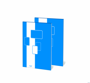 Blok Notatnikowy BANTEX BUDGET A4 100 kartek 400116672 kratka