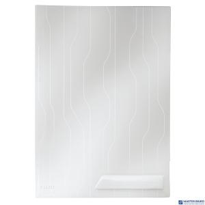 Folder LEITZ Combifile usztywniony biały przezroczty (3szt) 47280003